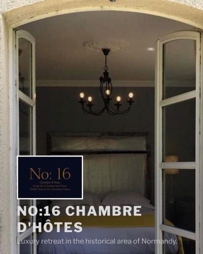 No:16 Chambres d'hôtes