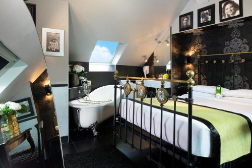 Hotel Design Sorbonne photo 34
