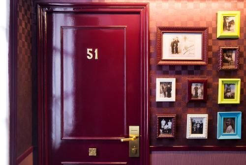 Hotel Design Sorbonne photo 46