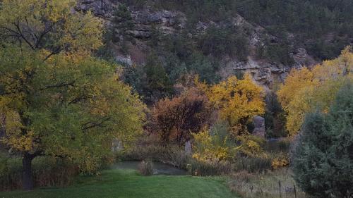 River Falls Lodging -Black Hills, South Dakota Photo