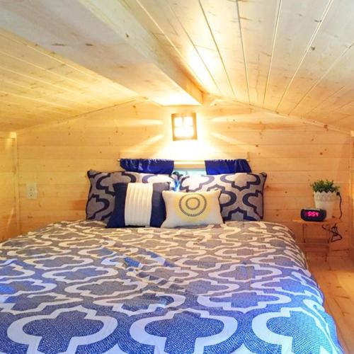 Leavenworth Camping Resort Tiny House Belle