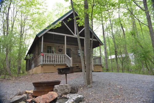 Appalachian Camping Resort Log Home 6 - Hamburg, PA 19554