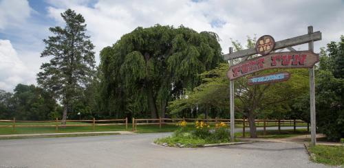 Circle M Camping Resort 24 Ft. Yurt 3 - Lancaster, PA 17603