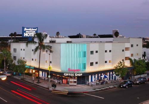 Beverly Laurel Motor Hotel Los Angeles