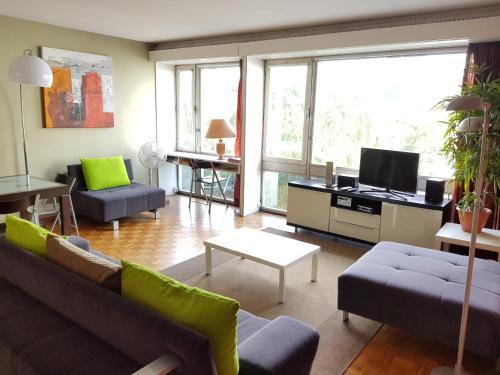 Modern apartment Montparanasse photo 7
