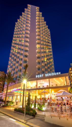 Port Benidorm Hotel & Spa 4* Sup photo 34