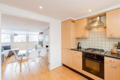 Bright 2bed flat - Notting Hill/Holland Park photo 4