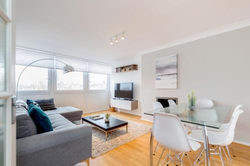 Bright 2bed flat - Notting Hill/Holland Park photo 8