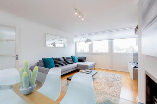 Bright 2bed flat - Notting Hill/Holland Park photo 17
