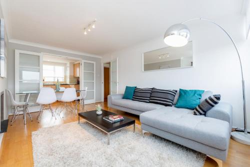 Bright 2bed flat - Notting Hill/Holland Park photo 20