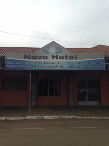 Foto de Novo Hotel