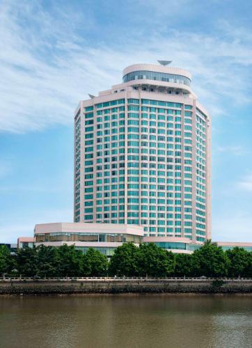 Ramada Pearl Hotel Guangzhou impression