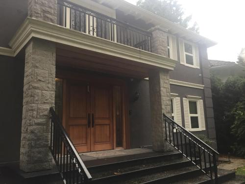 Luxurious Shaughnessy 4 Bedroom Mansion - Vancouver, BC V6J 2Z1