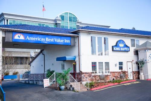 Americas Best Value Inn Lynnwood Photo