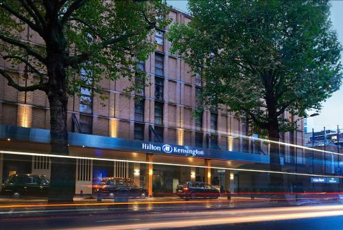 Hilton London Kensington Hotel impression