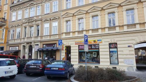 Byt v centru Karlových Varů