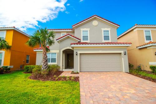 Aco Premium - 8 Bd With Private Pool And Spa (1727) - Kissimmee, FL 34746