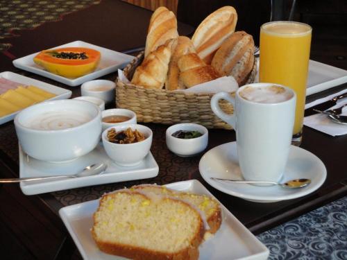 Foto de Hotel Triangulo Itaí