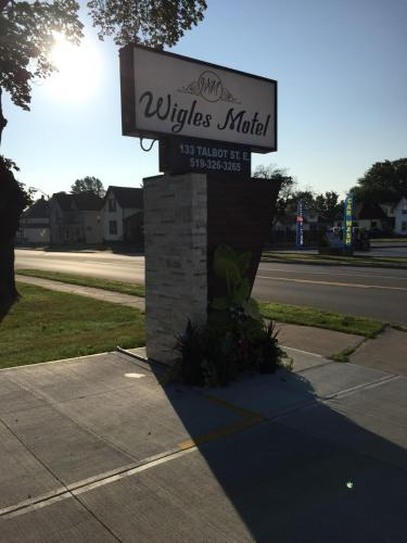 Wigles Motel - Leamington, ON N8H 1L6