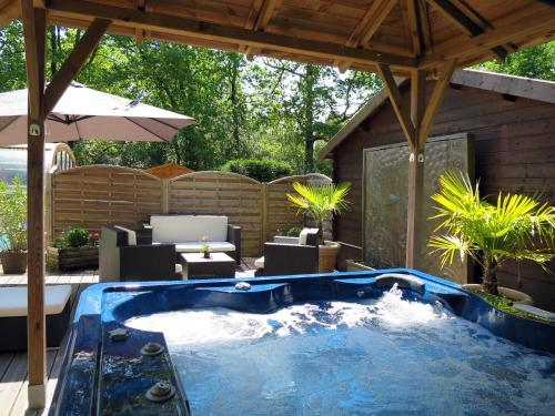 Property Image#18 Ferienhaus Mit Pool Hourtin 155S