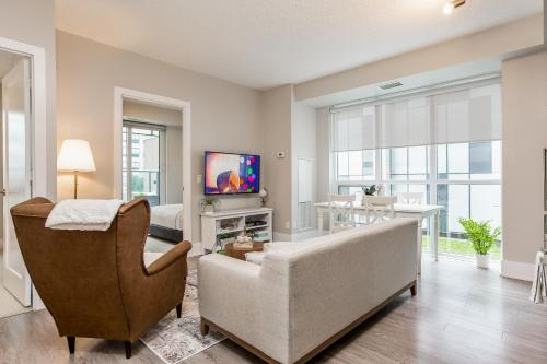 Quickstay - Breathtaking 3-bedroom In The Heart Of Downtown - Toronto, ON M5V 0E9