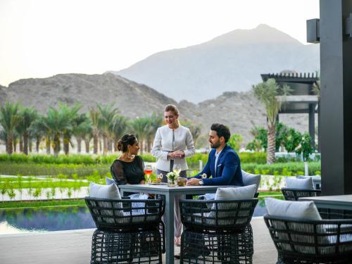 The Intercontinental Fujairah Resort