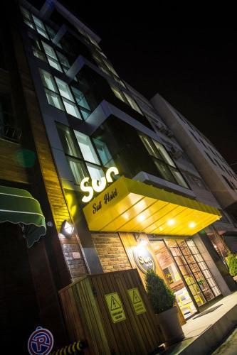 Izmir Sun Suit Hotel
