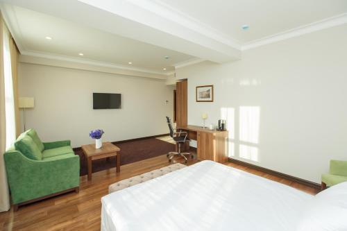 Отель Жак Двухместный номер с 1 кроватью