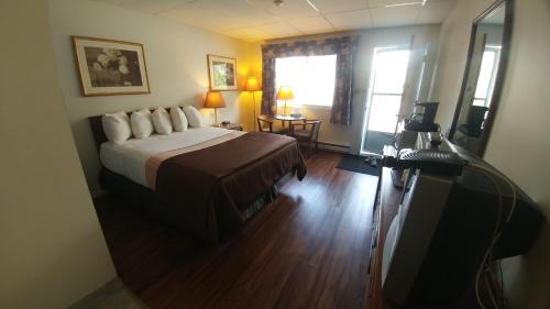 Northlander Motel - Sault Ste Marie, ON P6B 4Z2