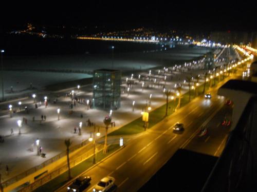 فندق ميرامار معلمة تاريخية بمدينة طنجة