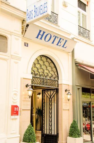 Hotel Paris Bruxelles impression