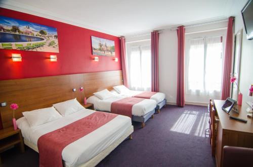 Hotel Paris Bruxelles photo 8