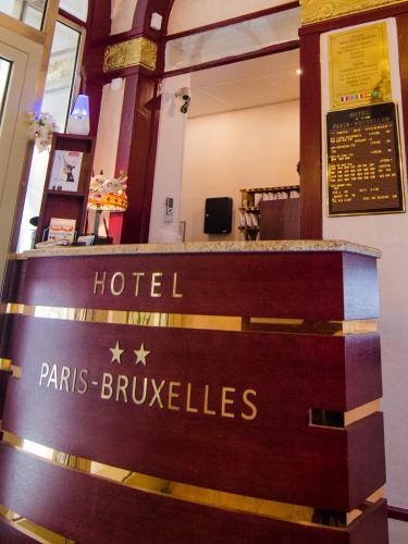 Hotel Paris Bruxelles photo 12
