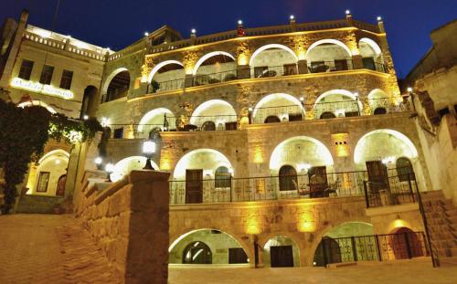 Urgup Dedeli Konak Cave Hotel rezervasyon