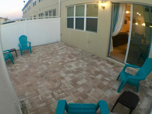 Four Bedrooms Townhome 5109 - Kissimmee, FL 34746