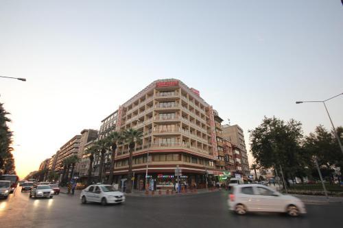 Izmir Grand Corner Boutique Hotel adres