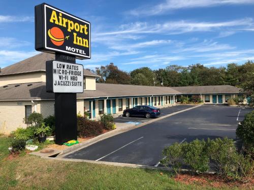 Airport Inn Motel Richmond Hotel Henrico