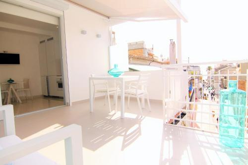 Beach penthouse Sitges Rentals impression