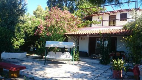 Beachfront Cottage Evia