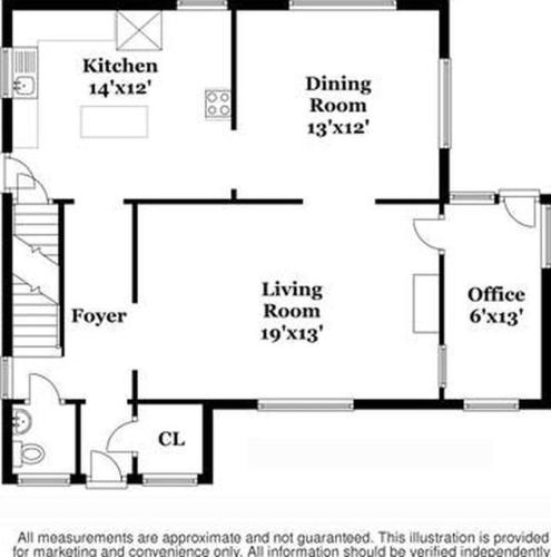 Awesome & Big 4bedroom House! 2.5fullbath+3parking