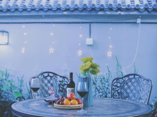 Stars Courtyard No.2