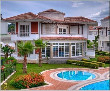Kemer Tropicano Family Villas