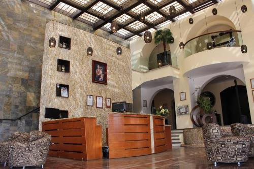 Hotel Posada Virreyes Photo