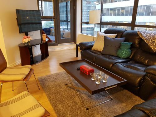 1 Bedroom + Den Parking And Stunning City Views! - Vancouver, BC V6E 4K2