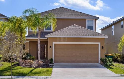 Six Bedroom Vacation Home Santosh 18 - Kissimmee, FL 34746