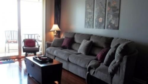Two Bedroom Oceanfront South Point Condominiums 109