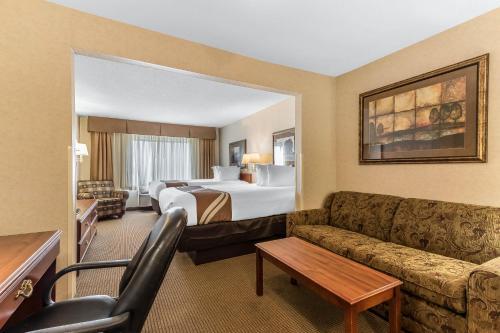 Quality Inn & Suites Emporia - Emporia, KS 66801