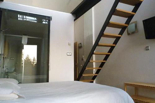 Double Room with Balcony - single occupancy Agroturismo Haitzalde B&B - Adults Only 6