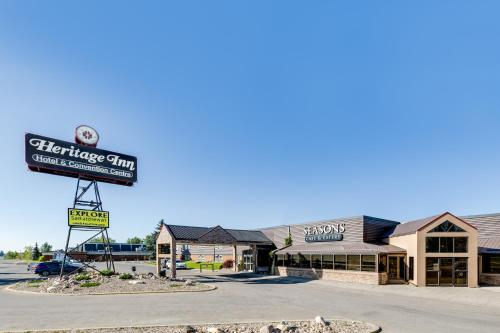 Heritage Inn Hotel & Convention Centre - Moose Jaw - Moose Jaw, SK