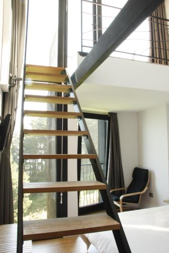 Double Room with Balcony - single occupancy Agroturismo Haitzalde B&B - Adults Only 12